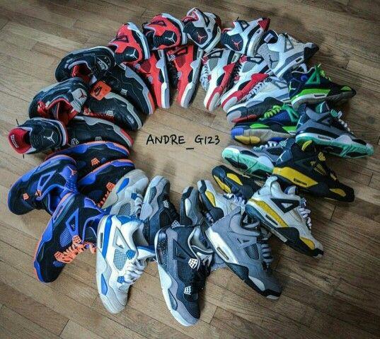 Jordan Retro 4 collection | Jordan