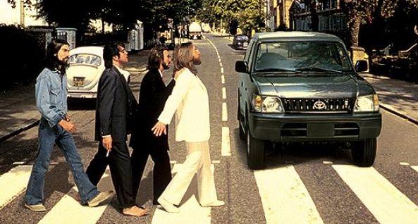 Os Beatles e a propaganda - Adnews - Movido pela Notícia