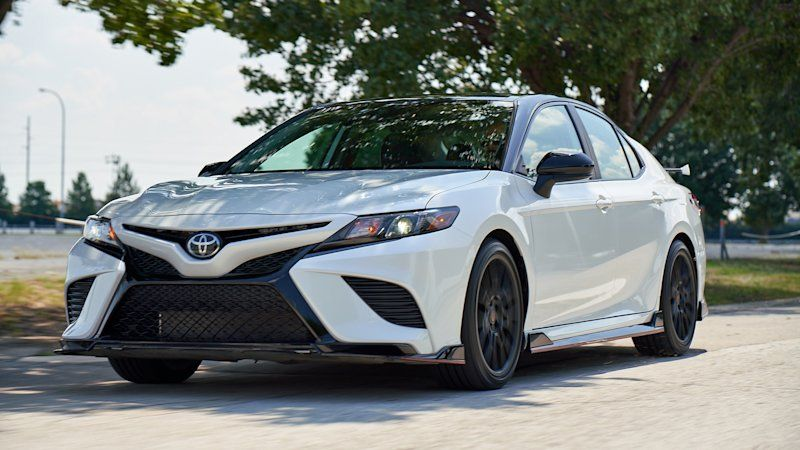 2020 Toyota Camry TRD Drivers' Notes A polarizing sedan