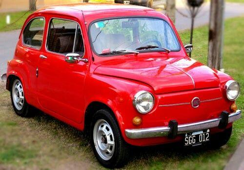 fiat 600 1955 1969 v hicules anciens pinterest voiture v hicules y vehicule ancien. Black Bedroom Furniture Sets. Home Design Ideas
