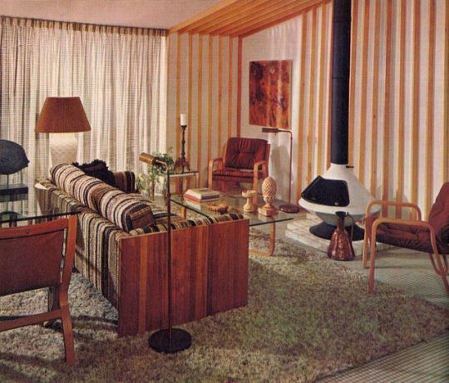 30 Best Vintage Home Interior Designs In 70s To Inspire You