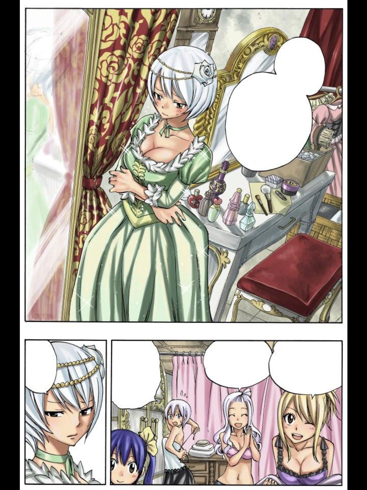 Fairy Tail.illustrated by Hiro Mashima