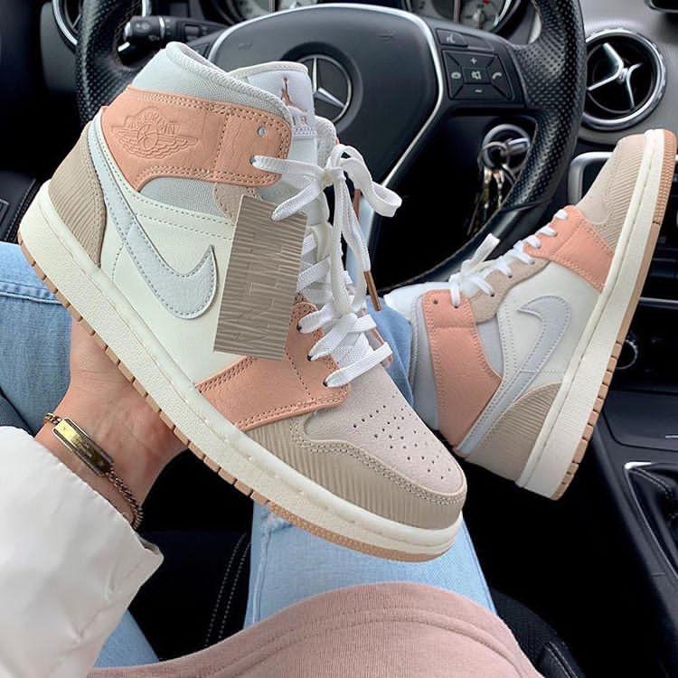 Jordans Fashion Shoes Sneakers 2020 Spring Summer Trends