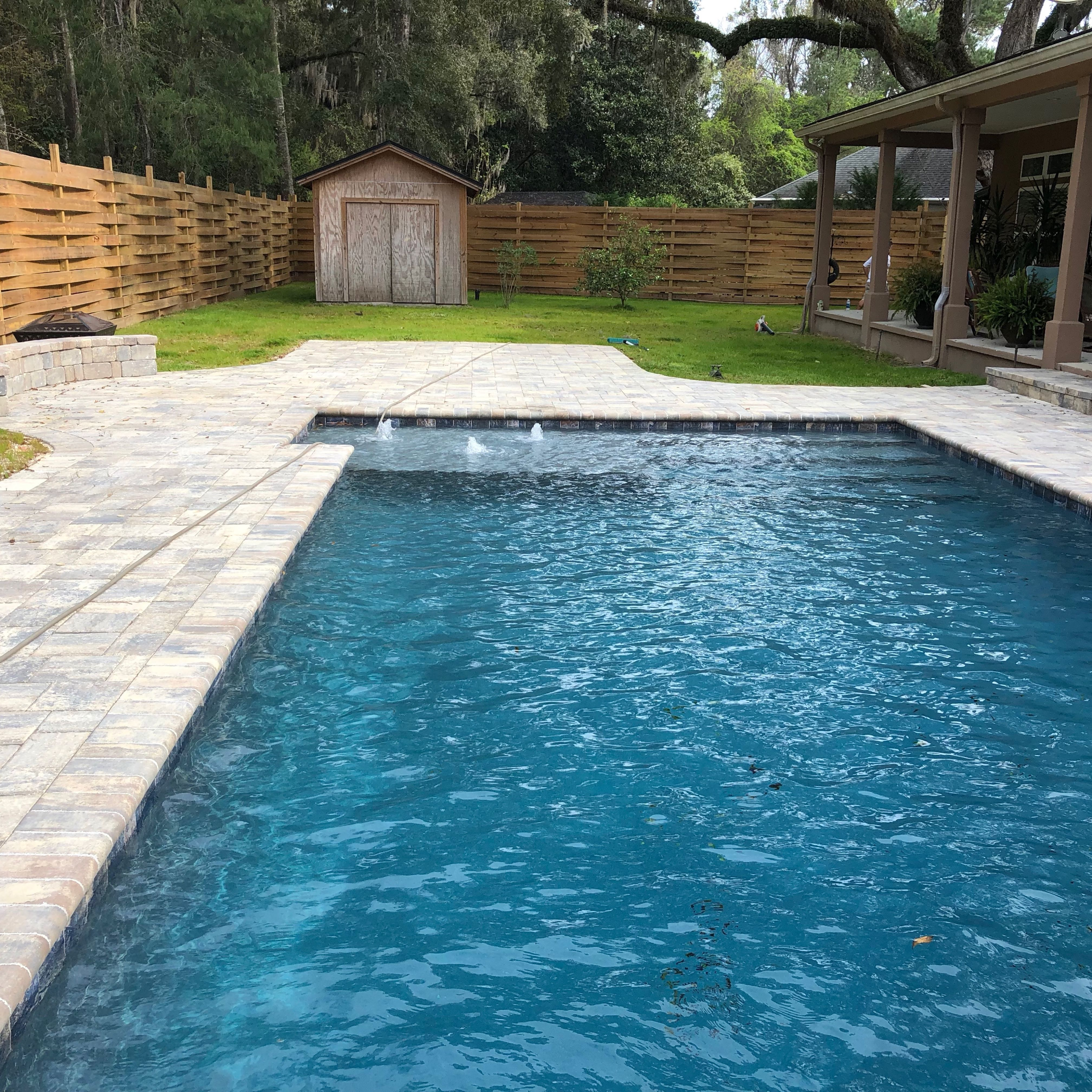 Beautifying Outdoor living! We clean and seal interlocking