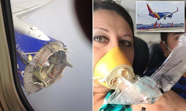 Southwest Airlines flight to Florida is diverted after engine problem