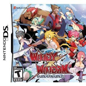Windy X Windam With Images Nintendo Ds Nintendo Games
