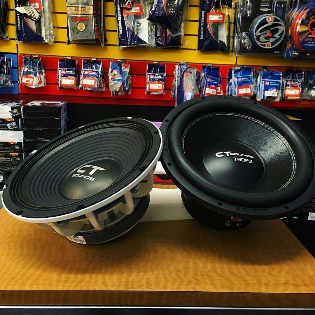 """6.5"""" Subwoofer Component speakers, Subwoofer, Best sound"""