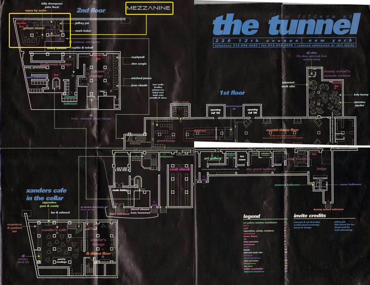 Tunnel Nightclub Nyc Google Search With Images Blitz Kids Night Club Punk Movement