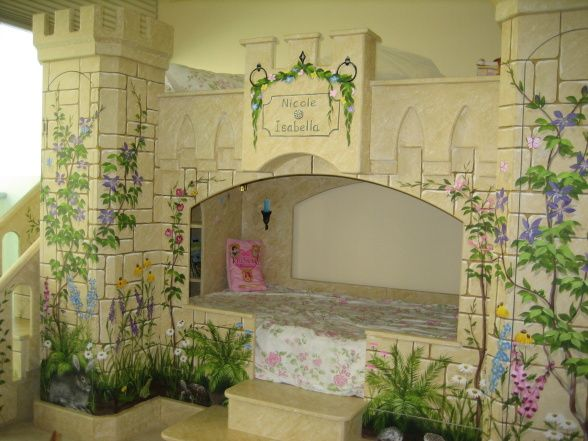 Ultimate Girls Princess Castle Rooms Here Are Several