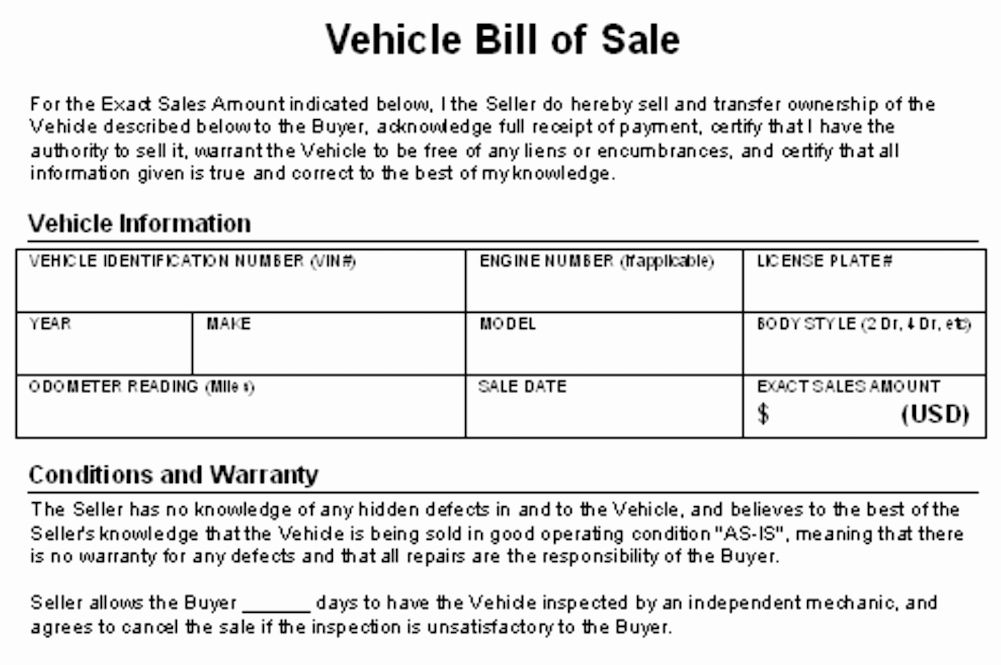 Car deposit agreement best of how to write a contract for
