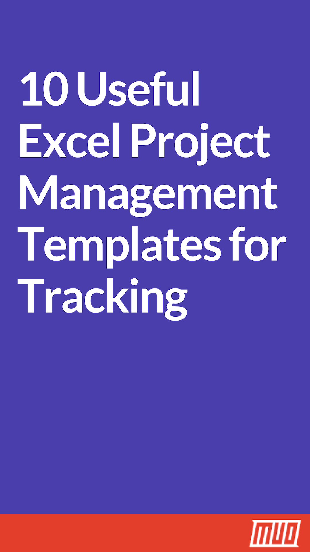 10 Powerful Excel Project Management Templates for Tracking