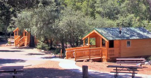 Video Touts Cabins At Julian S Heise Park San Diego Day Trip Cabin Day Trips