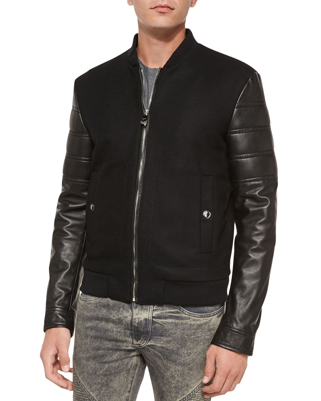 Versace college jackets