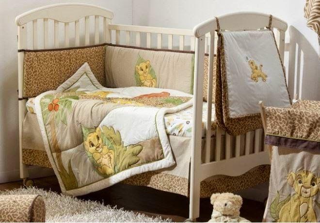 Baby Crib Bedding Sets, Baby Crib Bedding Set Lion King