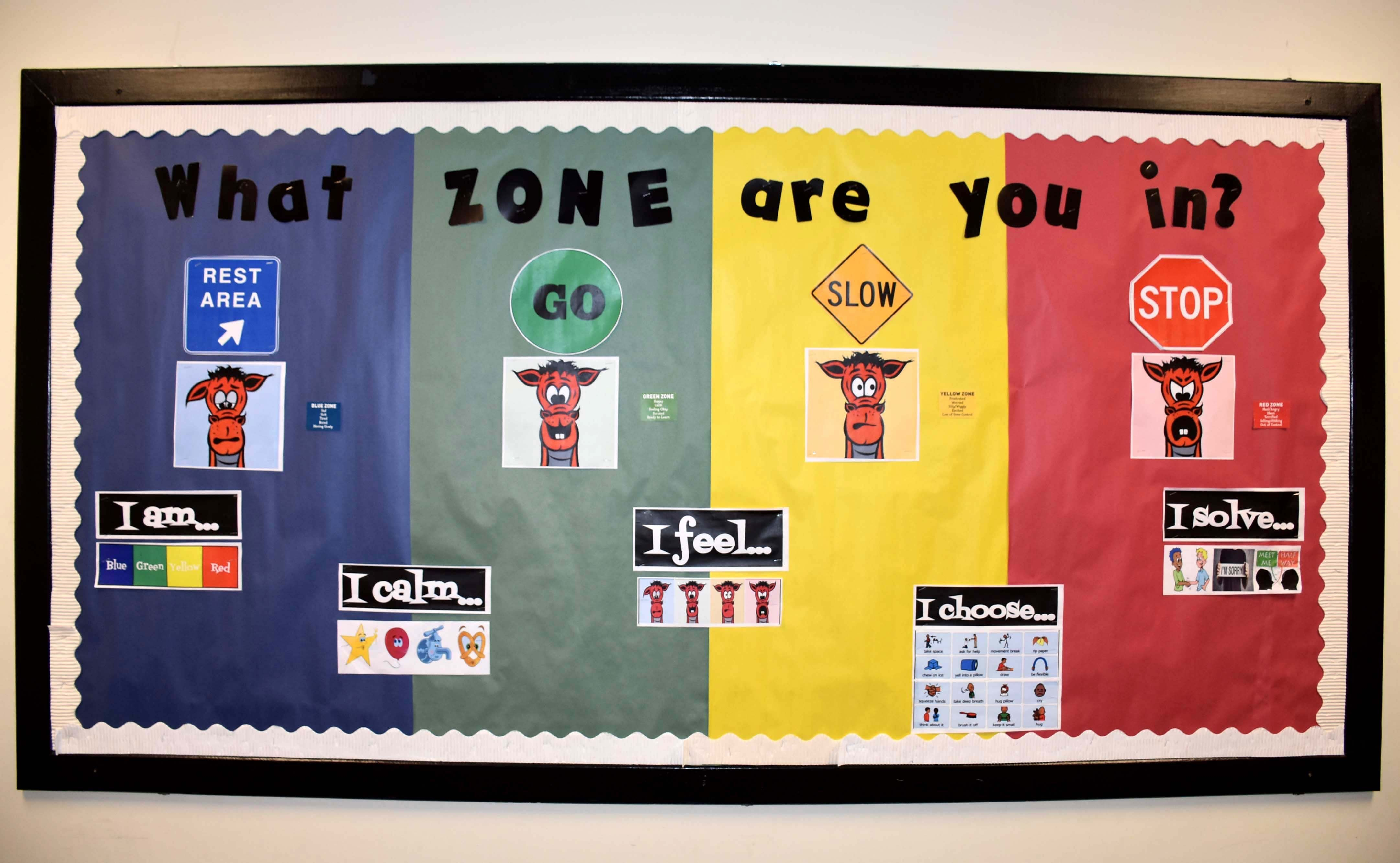 What Zone Are You In Self Regulation