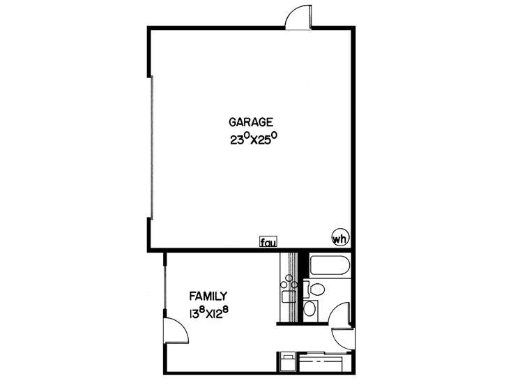 Floor Plan Garage Plans Shop Building Plans Garage Apartment Floor Plans