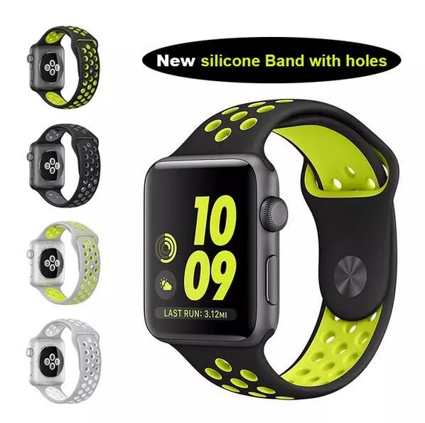 Apple Watch Band 42mm Holes
