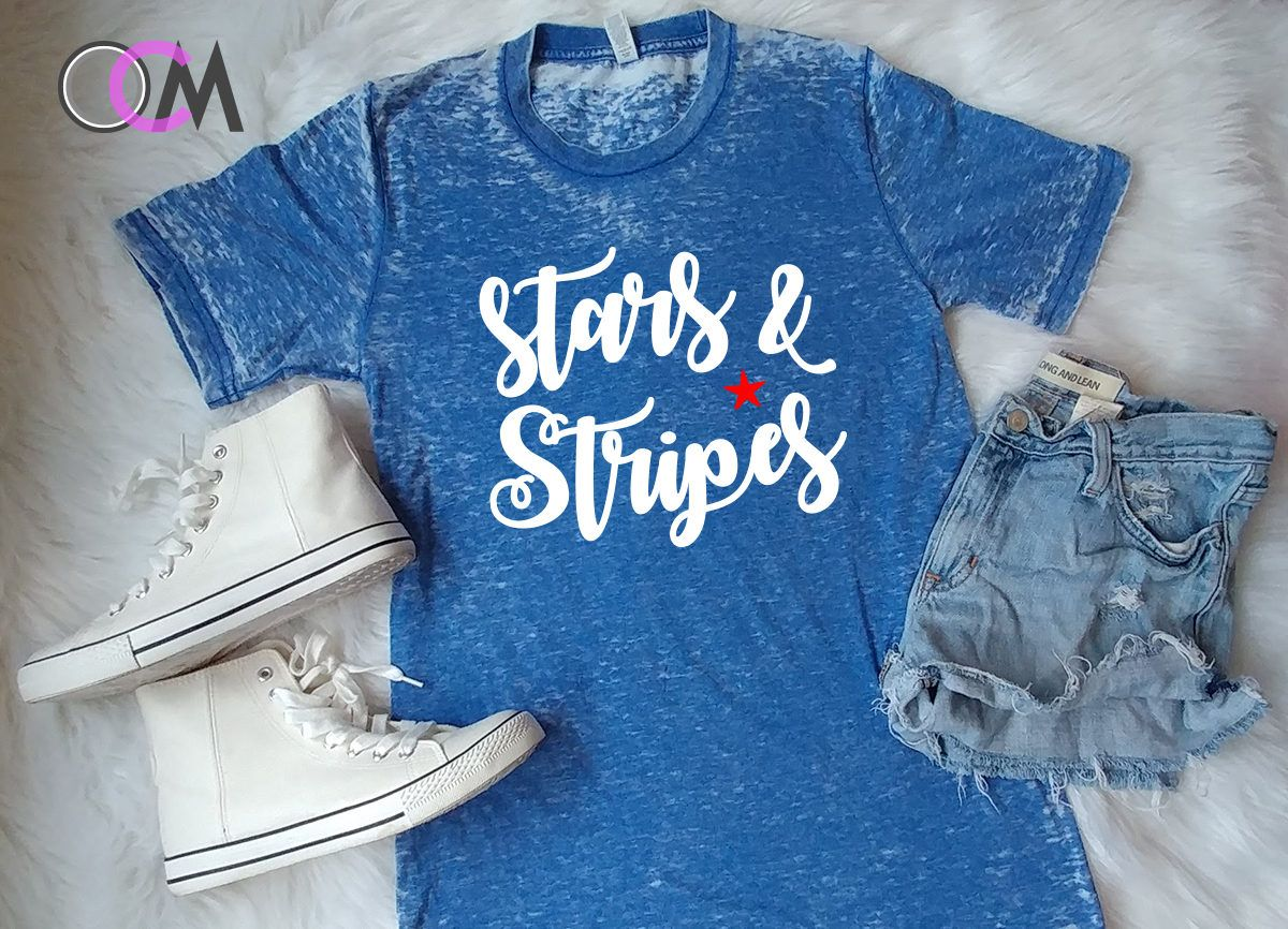 99b736f7818 Stars and Stripes Shirt