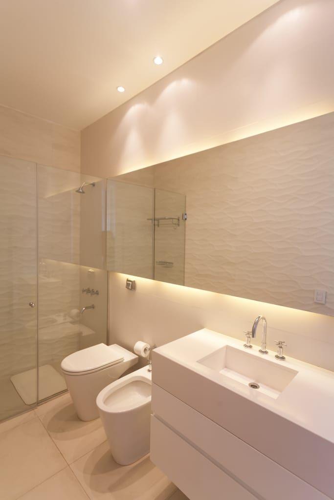 Fotos de baños de estilo moderno  casa c puerto roldan Ems - diseos de baos