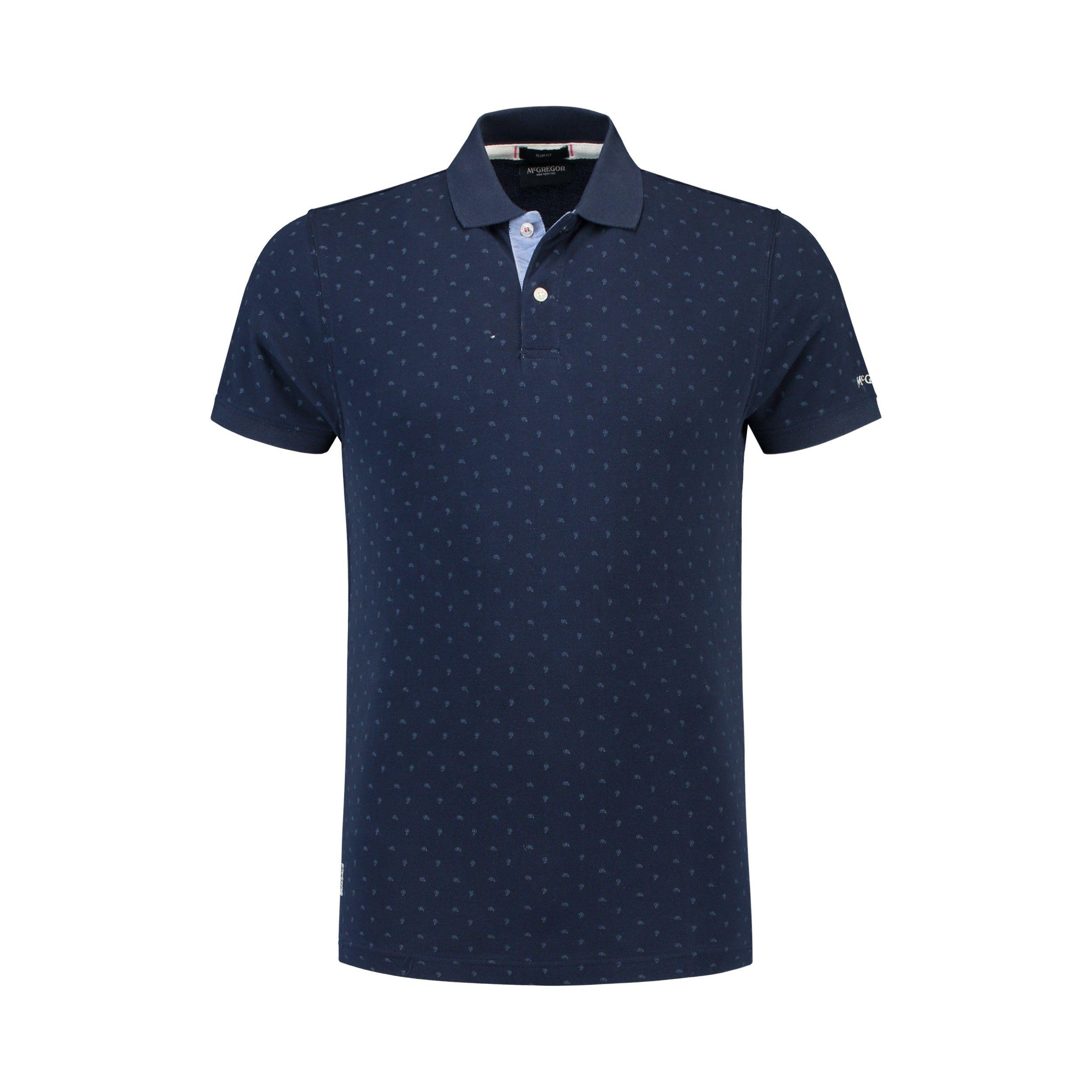 McGregor® Polo shirt Jack Hyatt Yale Blue  a5cc0c8723b1b