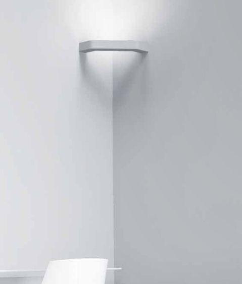 Slim Profile Plaster Corner Wall Light Corner Wall Wall Lights Corner Lighting