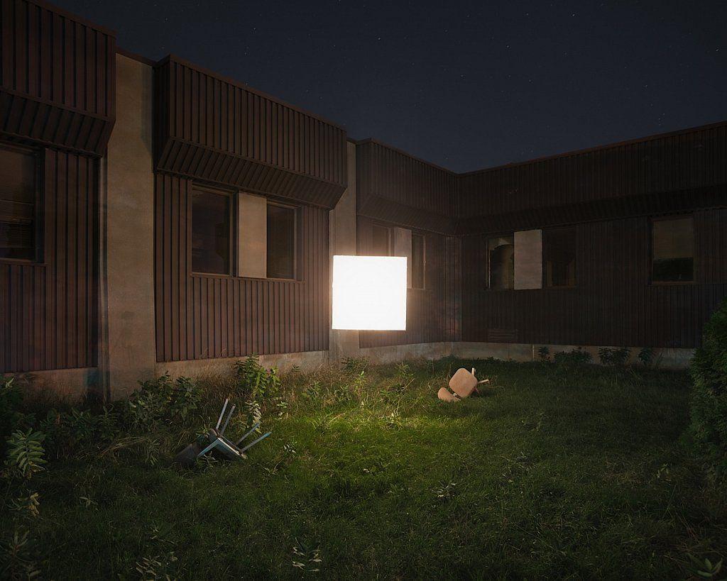 """""""Alternative Landscape – Cap de la madeleine"""" – Benoit Paillé©"""