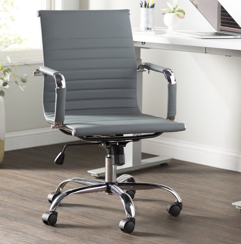 Wayfair Basics High Back Desk Conference Chair Most Comfortable