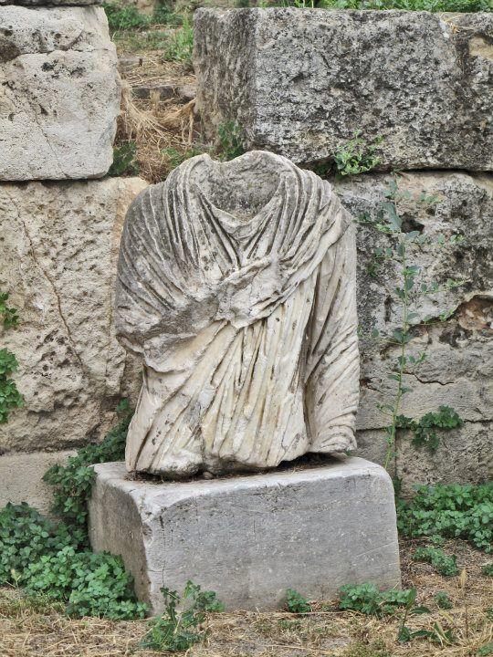 Roman Agora of Athens, Plaka | Outdoor decor, Garden ...