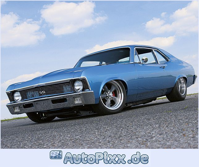 Chevrolet Automobile Picture Chevy Nova Muscle Cars