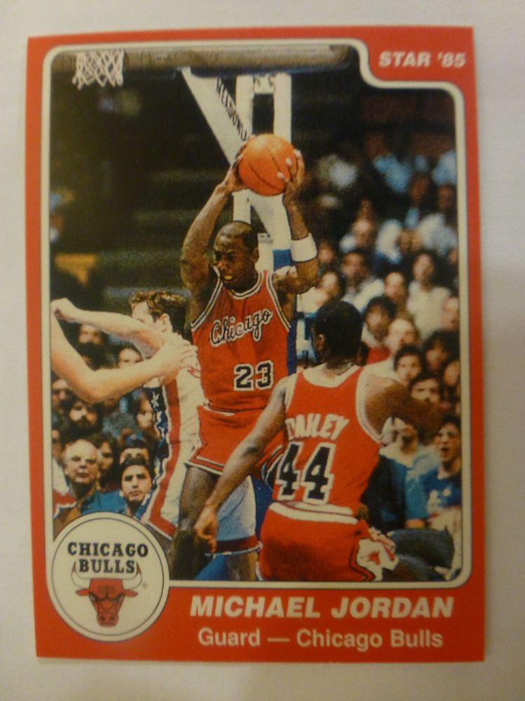how much is a michael jordan card worth from the 1990's