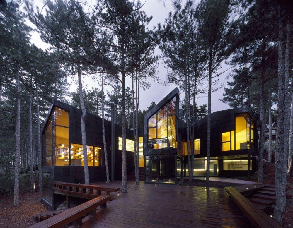 Galería De Casa Levene En El Escorial No Mad 6 Arquitectura Arquitectura De La Casa Casa De Selva