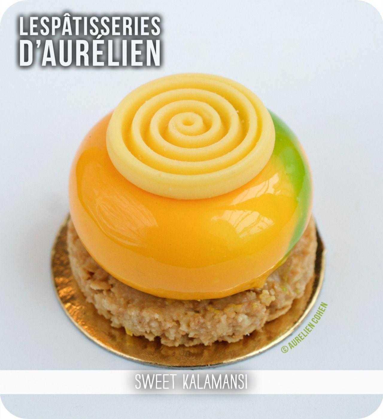 Sweet Kalamansi La Recette Par Aurelien Cohen Pour 8