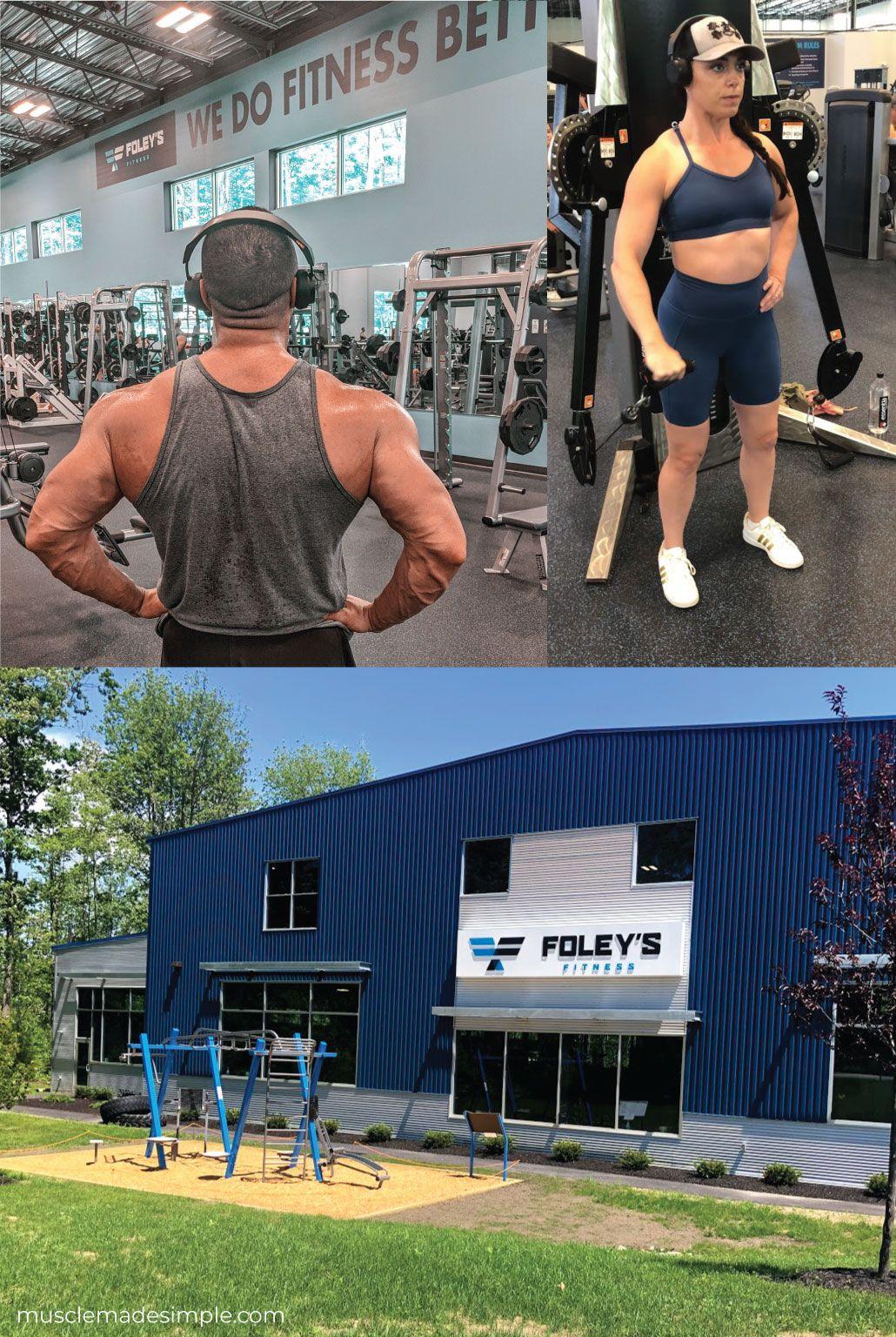 Foley S Fitness Scarborough Maine Planet Fitness Workout Leg Workout Shoulder Workout