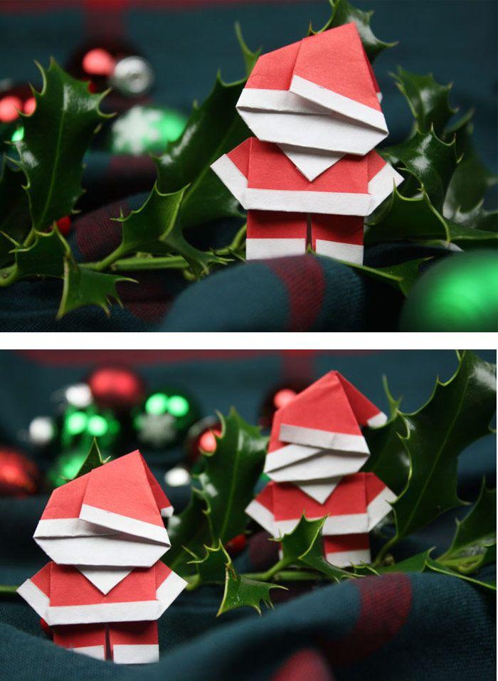 pin von deindiy auf origami f r weihnachten. Black Bedroom Furniture Sets. Home Design Ideas