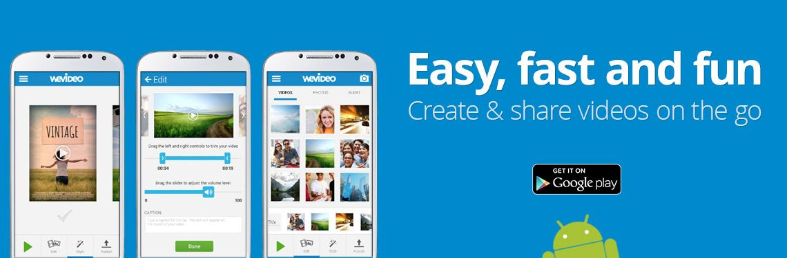 Wevideo Free Online Video Editor Maker Need To Check This Out Can Save Into Google Drive Too Free Online Videos Classroom Videos Video Editing Software