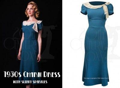 20th Century Foxy Dresses Fashion Vintage Dresses