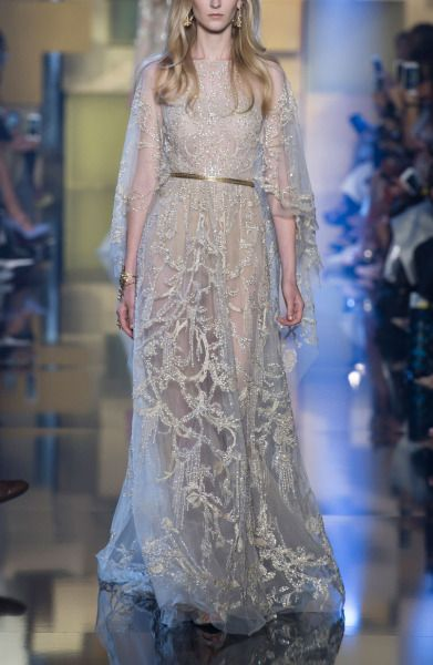 What the Lady of House Westering would wear, Elie Saab
