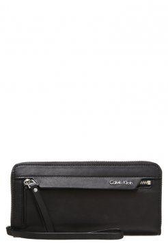 Calvin Klein Jeans - SCARLET  - Geldbörse - black