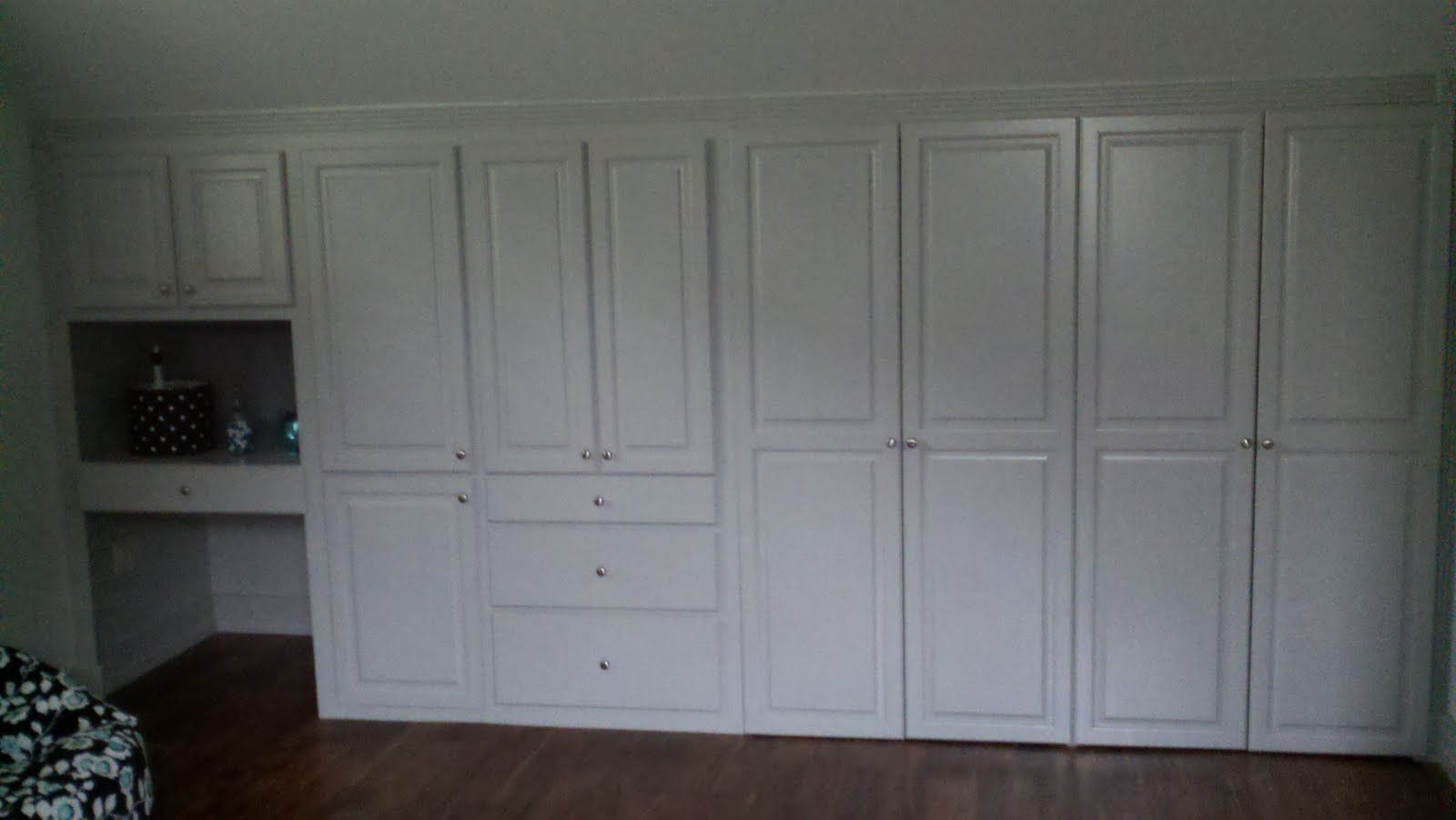 Custom Built Closets Bedroom Built In Cabinets California