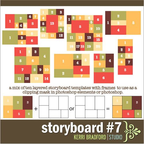 Storyboard   Wants    Storyboard Scrapbooking And