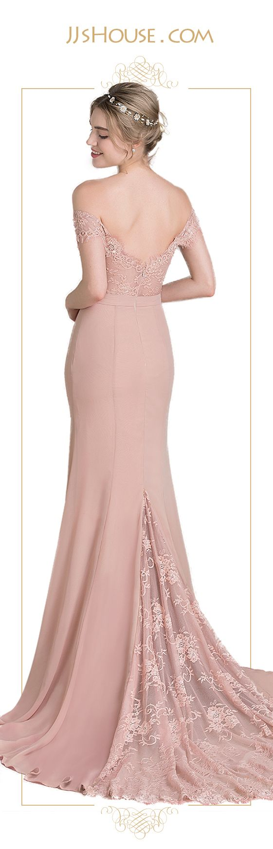 This dress can be a bridesmaid dress, evening dress, and prom dress ...