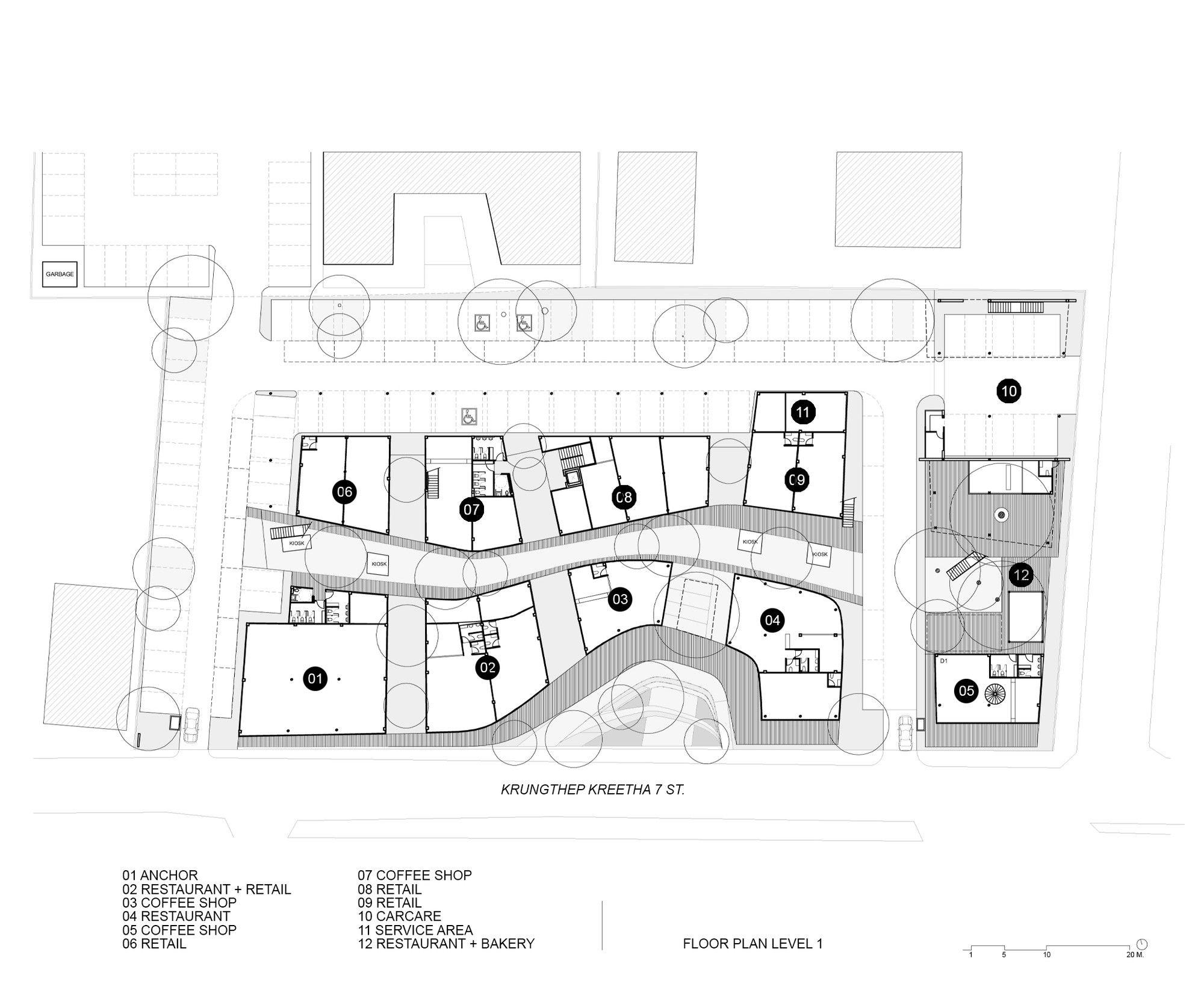Gallery Of Kurve 7 / Stu/D/O Architects