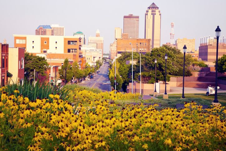 health insurance companies in des moines