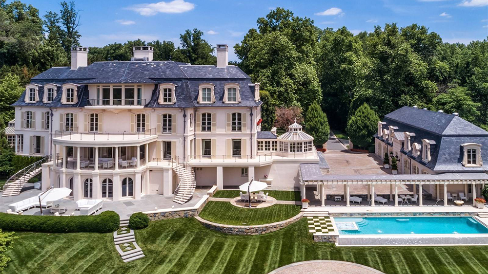 Home Of The Week This Nfl Owner Wants To Sell You His Mansion On