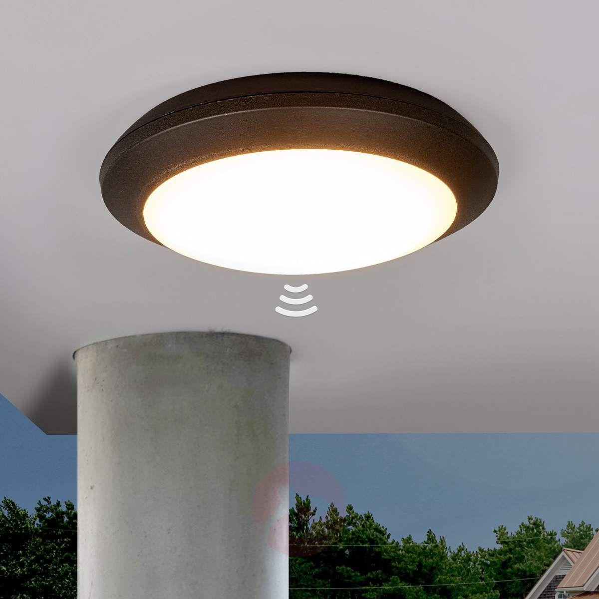 Lampa Sufitowa Led Umberta Z Czujnikiem Lampy Sufitowe Lampa Sufitowa Lampy