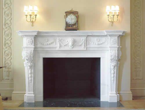 antique marble fireplace mantels. Antique Style Fireplace Mantel  New House Pinterest Mantels