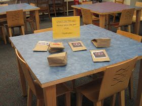 you can do this at your library!: Craft on the Go!