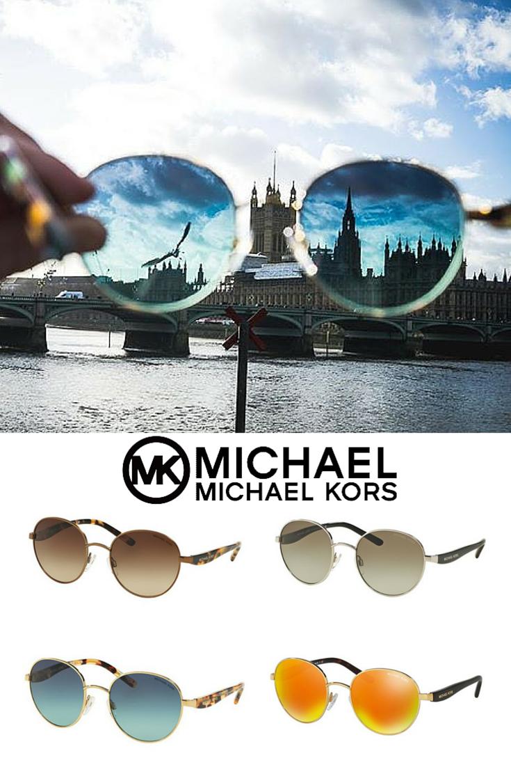 f1b70efede12 Micheal Kors amazing sunglasses style. MK1007 SADIE III collection. ...