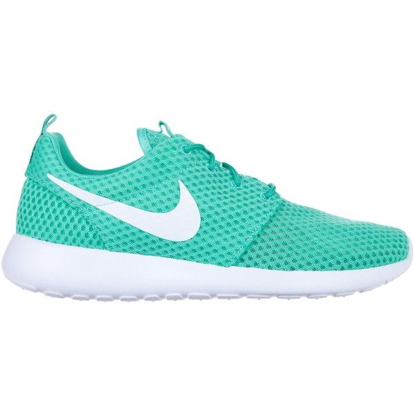 Nike Roshe Run BR (605 DKK) ❤ liked on Polyvore featuring shoes, sneakers, women, nike shoes, nike footwear, synthetic shoes and nike