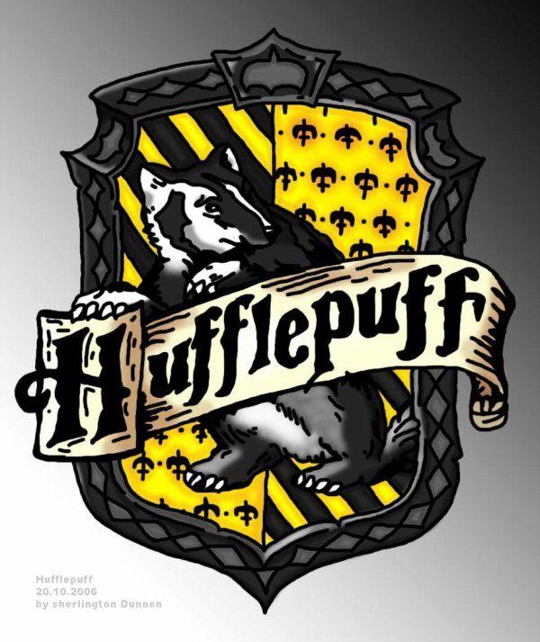Harry Potter | Blason poudlard, Blason harry potter et ...